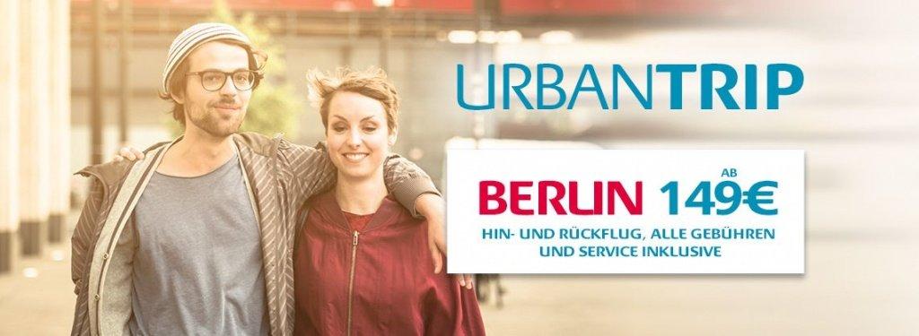 Luxair: Neue Flugzeiten auf der Berlin-Strecke