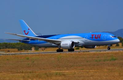 TUIfly geht mit Boeing 787 auf Langstrecke