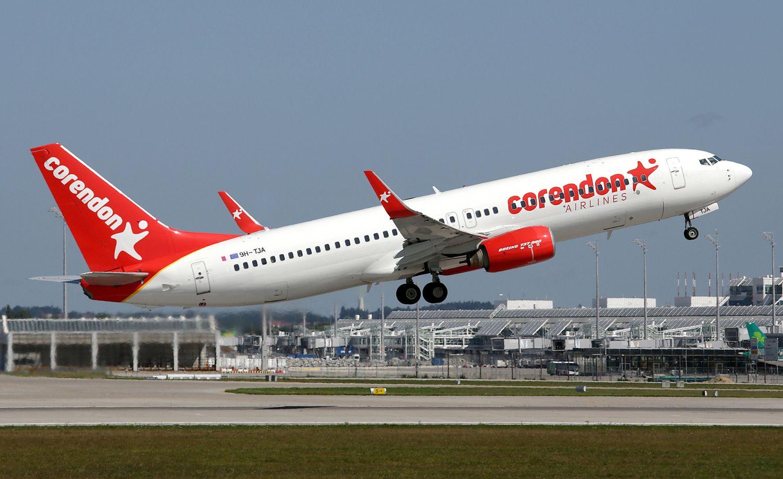 Corendon Airlines nimmt Verbindung nach Hurghada auf