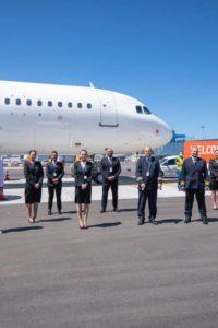 SmartLynx Airlines eröffnet offiziell die Base Saarbrücken