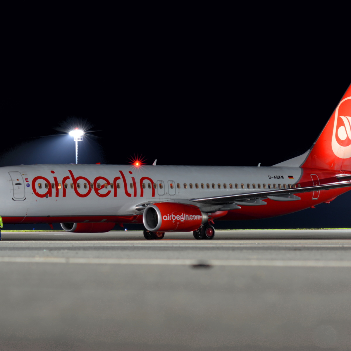 Danke Air Berlin!